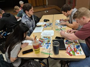 William Jewell College - Budget Activity