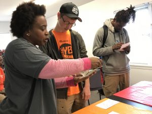 YouthBuild KC - Bank Account Activity