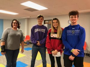 National Honor Society High School Volunteers