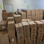 67,000 school supplies delivered