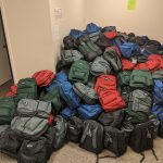 Nieman Elementary - 469 Backpacks Full of School Supplies