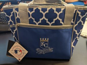 KC Royal 16 Can Cooler Tote