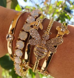 Gold Arm Party pic